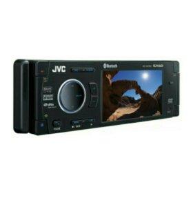 Магнитола JVC KD AVX33