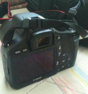 Фотоаппарат Canon 550d kit 18-55