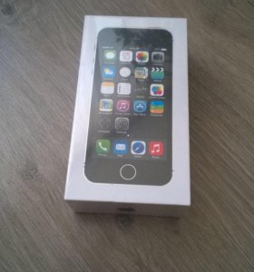 iPhone 5S 16Gb Touch ID (новый).