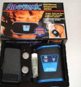 Пояс миостимулятор ab Gymnic