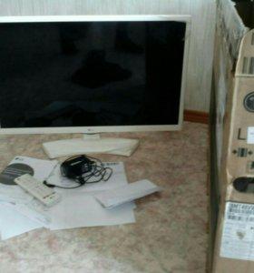 """Телевизор LED 28"""" (71 см) LG 28MT48VW-WZ"""