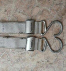 Крючки для сумки на коляску buggygear