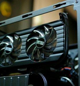 Palit GeForce GTX 1060 6Gb GDDR5