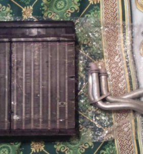 Радиатор печки Thermal Для бмв Е34 (Печка siemens)