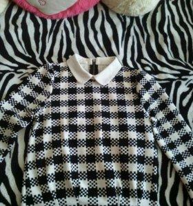 Блузка-кофта