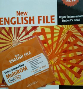 New English File, Students book + Workbook