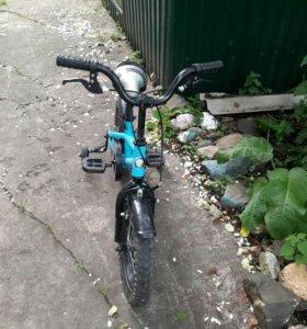 Продам детский велосипед Capella S-14