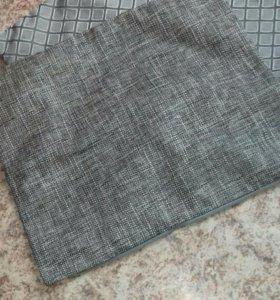 Чехлы для подушек ручной работы.