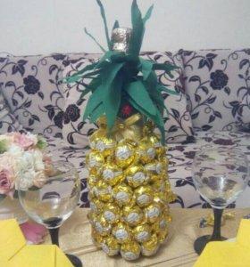 Шоколадный ананас