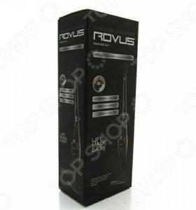 Беспроводной пылесос Rovus 2в1