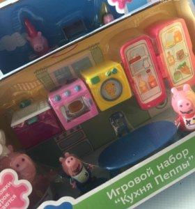 Игровой набор Свинка Peppa