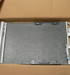 Радиатор кондиционера Opel Astra G (бензин) TERMAL 104650