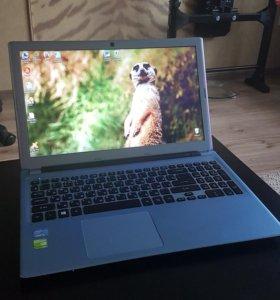 Ноутбук Aser aspire v5-571g-53336g50mabb