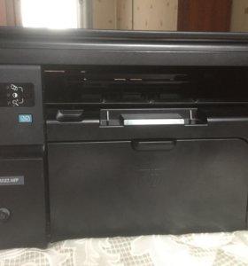 Принтер/копир/сканер HP LaserJet M1132 MFP