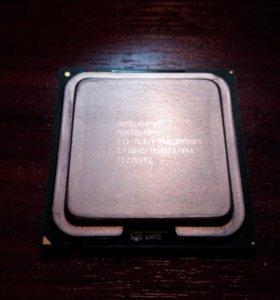 Процессор Intel® Pentium® 4 506 Prescott SL809