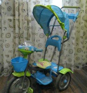 Велосипед детский, до 3х лет