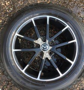 Комплект зимних колёс для Mazda 6 GH