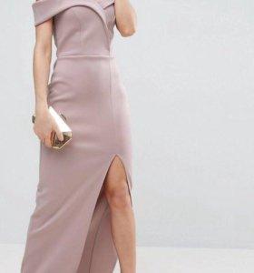 Платье макси Asos (торг)