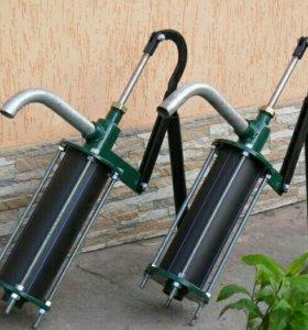 Садовый насос для воды ручной