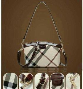 Модная классическая удобная женская  сумка