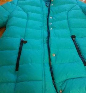 Продам новую куртку осень-весна