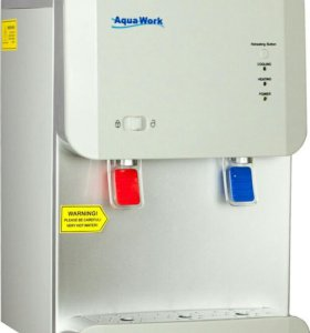 Кулер для воды AW 105TD белый
