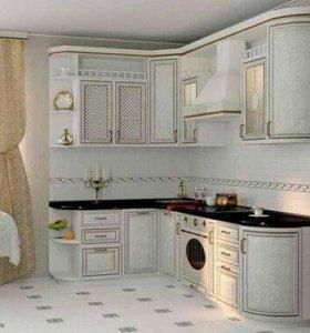 Изготовление кухни по Вашим размерам
