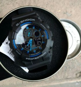 Casio G-Shock НОВЫЕ ОРИГИНАЛ g shock ga 100