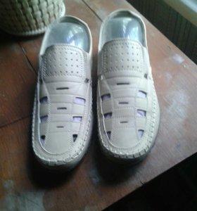 Туфли мужские.