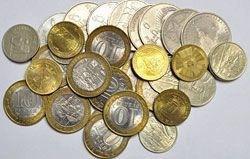 Юбилейные монеты! 2-5-10 рублей (биметалл)