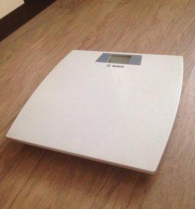 Весы электронные напольные BOSCH