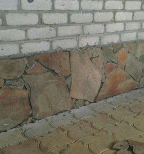 Каменьщик с опытом работы,выполню любые работы
