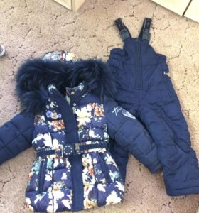 Зимний костюм 98 р