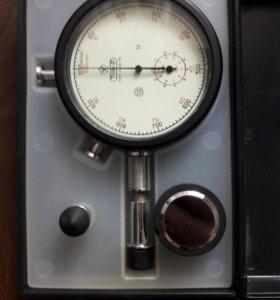 Манометр часовой ТЧ-10р