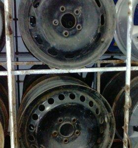Диски р15 и р16 на форд фокус2