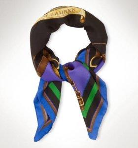 Шёлковый шарф Ralph Lauren