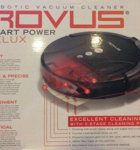 Новый Робот-пылесос Rovus Smart Power DeLux s560