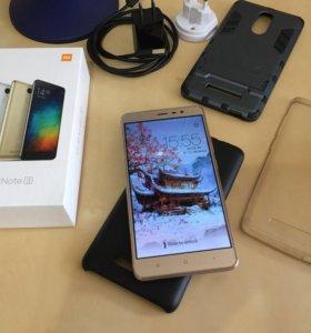 Телефон Xiaomi redmi note 3 pro 3/32
