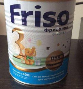 Смесь фрисолак 3 friso 3