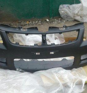 Suzuki SX4 бампер передний новый