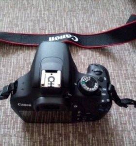 Зеркальная фотокамера CANON EOS 1200D