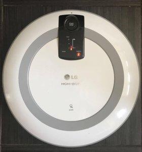 Умный робот-пылесос LG HOM-BOT