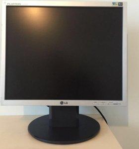 Компьютер Pentium 4 3Ghz + Монитор 17