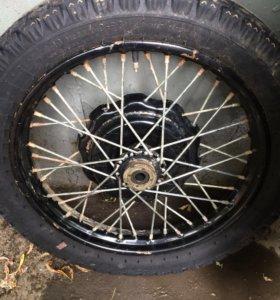 Колесо для Мотоциклов урал