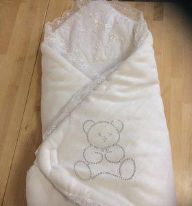Конверт на выписку или одеяло