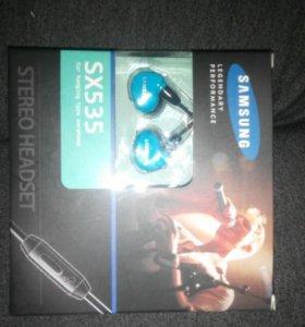 Наушники ( Samsung SX535)