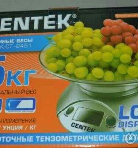 Весы кухонные(новые)