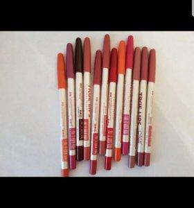 карандаш контурный