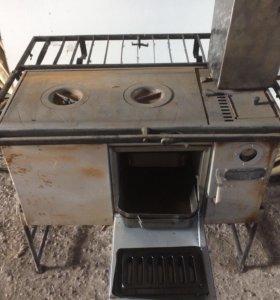 Плита полевая кухонная(переносная)