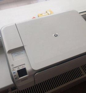 Принтер, сканер, копир - HP C4473